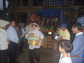 Photo: Cuu tro tai Quang Binh