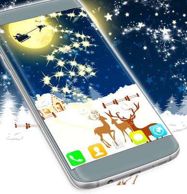 Live Christmas Wallpaper - screenshot