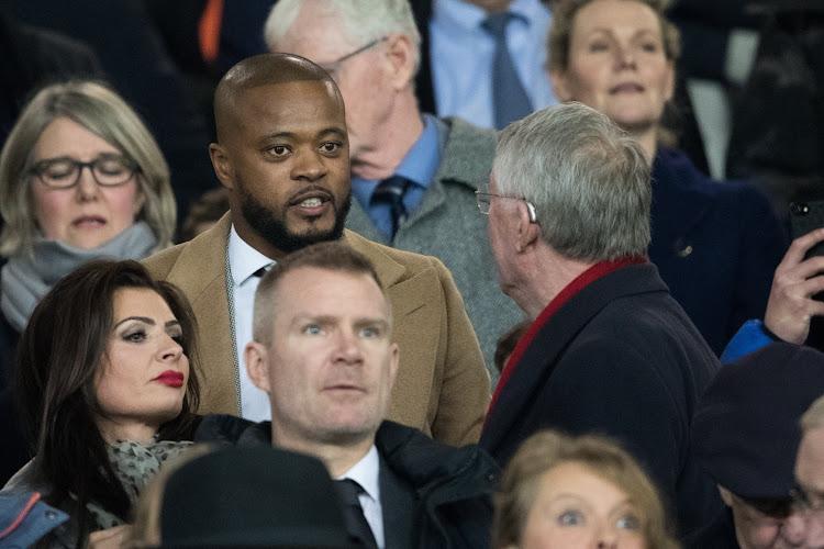 Patrice Evra lance une pique à Liverpool