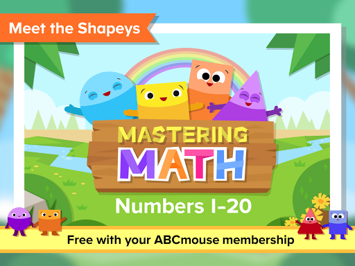 ABCmouse Mastering Math screenshot 6
