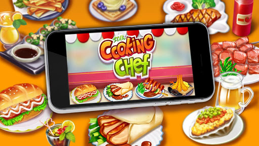 Star Cooking Chef - Foodie Madnessud83cudf73 2.9.5009 screenshots 12