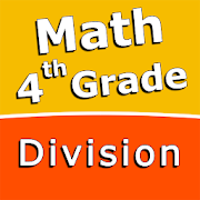 Fourth grade Math skills - Division