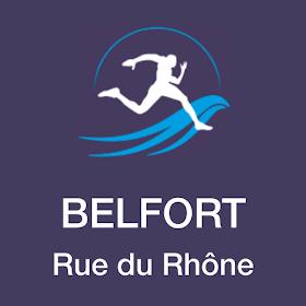 Défi GYM Belfort Rue Du Rhône