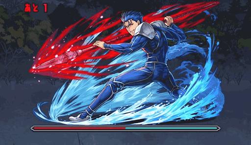 Fateコラボダンジョン-4F