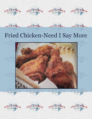 Fried Chicken-Need I Say More