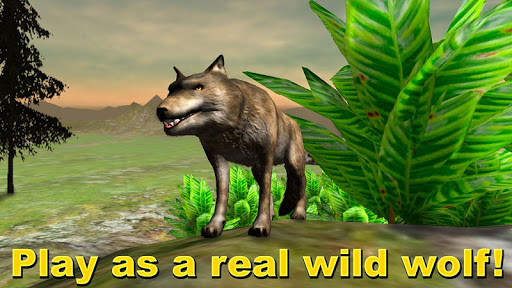 Wild Wolf Survival Simulator