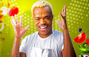 Somizi Mhlongo-Motaung is over the moon that Duduzane Zuma signed a copy of his cook book.