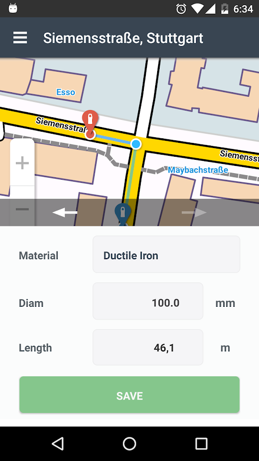Easyscan Water Leak Detector Android Apps On Google Play
