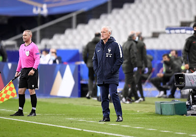 """Didier Deschamps analyse le nul blanc de son équipe: """"De la qualité défensive dans les deux équipes"""""""