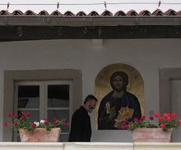 Photo: Het orthodox klooster van de heilige aartsengel aan de Krka rivier