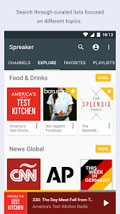 Spreaker Podcast Radio screenshot 2