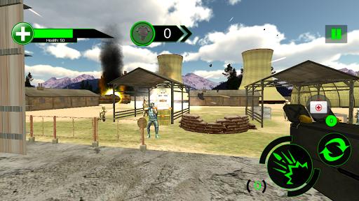 Lone Heavy Gunner 3D