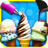 Ice Cream Maker - cooking game mobile app icon