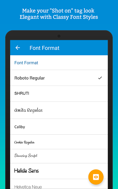 ShotOn for Vivo: Add Shot on tag to Gallery Photo APK