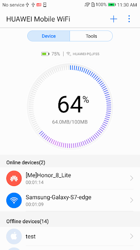 Huawei SmartHome 9.0.8.325 screenshots 1