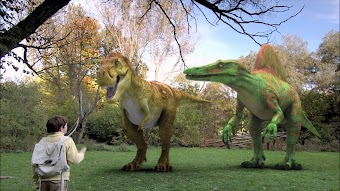 Hungrige Kegelbrüder / Sag Ah, Dino