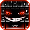 Evil Smile Keyboard Theme icon