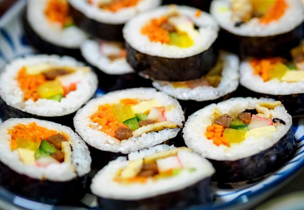sushi coreano