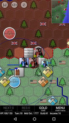 American Revolutionary War  screenshots 5