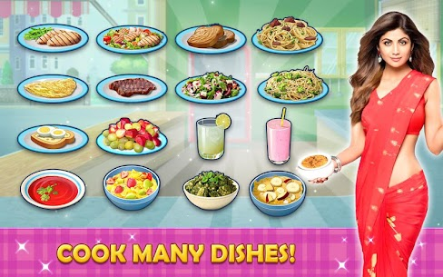 Shilpa Shetty : Domestic Diva – Cooking Diner Cafe 2