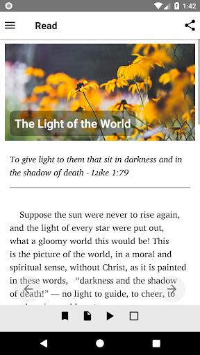 Daily Word of God - Lite 4.54.0 screenshots 3