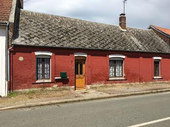 maison à Hangest-en-Santerre (80)