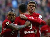 Bayern München wint met 8-0 van Hamburg