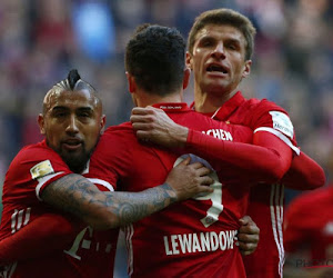 Bayern München haalt eens lekker vooroorlogs uit