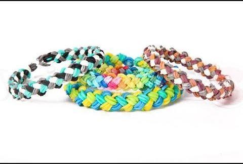 彩虹織機設計理念