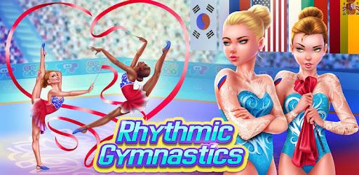 Rhythmic Gymnastics Dream Team Girls Dance