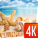 Beach Wallpapers 4k icon
