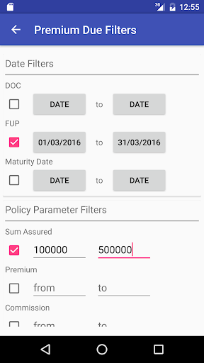 LIC Policy Tracker app (apk) free download for Android/PC/Windows screenshot