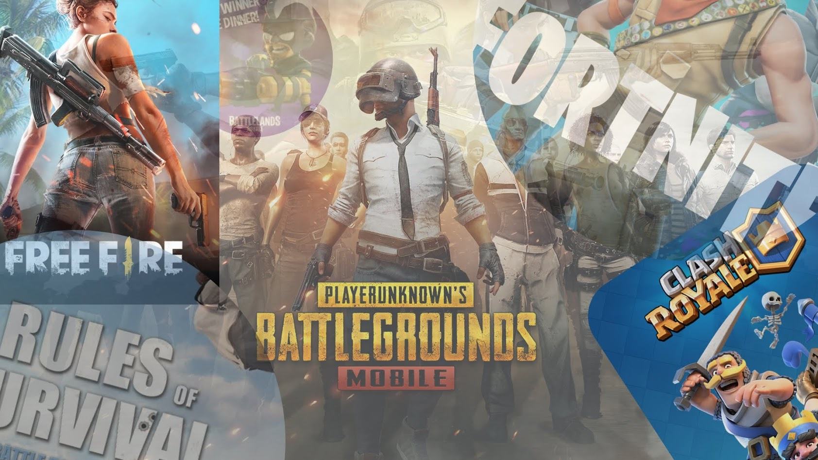 Top 10 Most Played Battle Royale Games For Android
