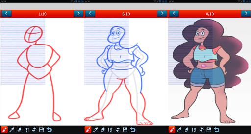 玩免費遊戲APP|下載How To Draw Steven Universe app不用錢|硬是要APP