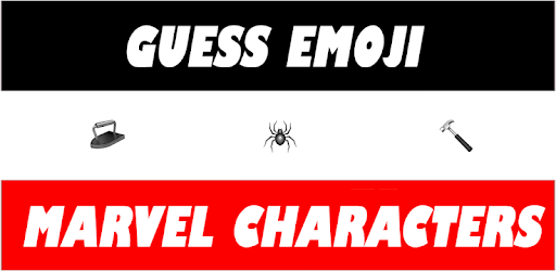 Guess Emoji Marvel Characters By Quizplay More Detailed