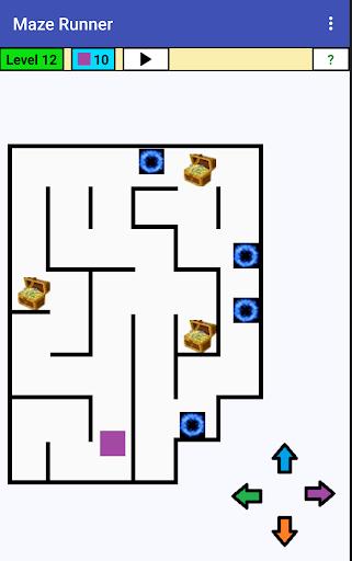 Maze Runner screenshot 2
