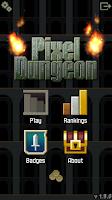 Screenshot of Pixel Dungeon