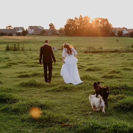 Wedding photographer Kamila Kowalik (kamilakowalik). Photo of 13.12.2017