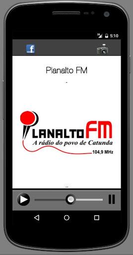 Planalto FM Catunda-CE