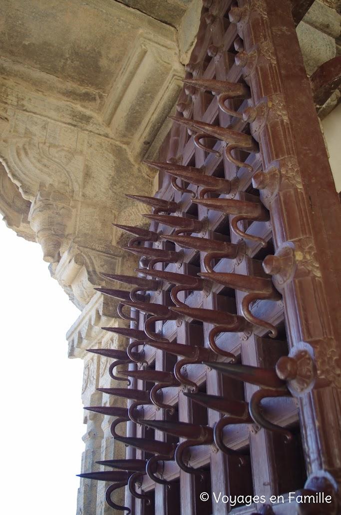 Kumbhalgarh Door