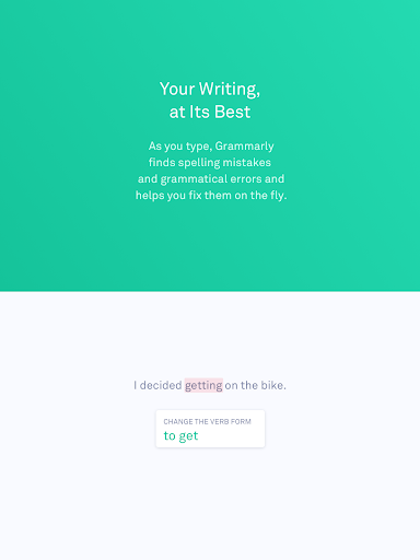 Download Grammarly Keyboard u2014 Type with confidence MOD APK 7