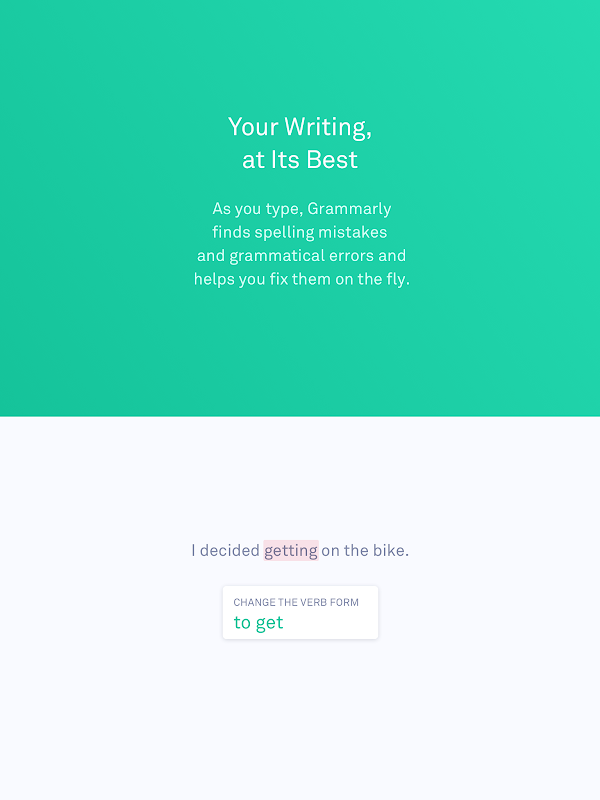 Grammarly Keyboard — Type with confidence screenshots