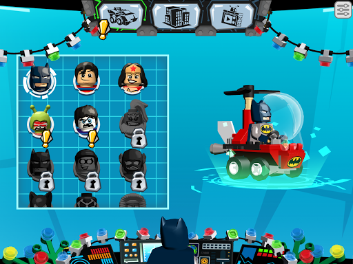 LEGO® DC Mighty Micros - screenshot