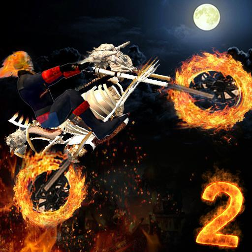 Devil's Ride: Bike Stunt Game Icon