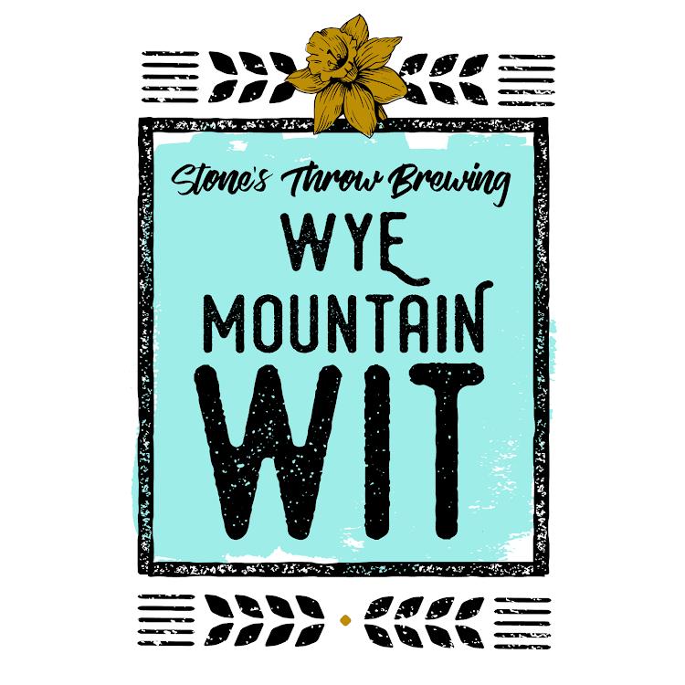 Logo of Stone's Throw Wye Mountain Wit