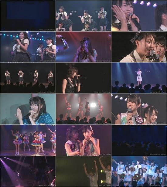 (LIVE)(720p) AKB48 トップリード 「君も8で泣こうじゃないか」公演 170903