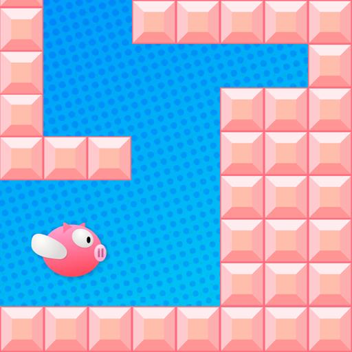 Piggy Go-Go 冒險 LOGO-玩APPs