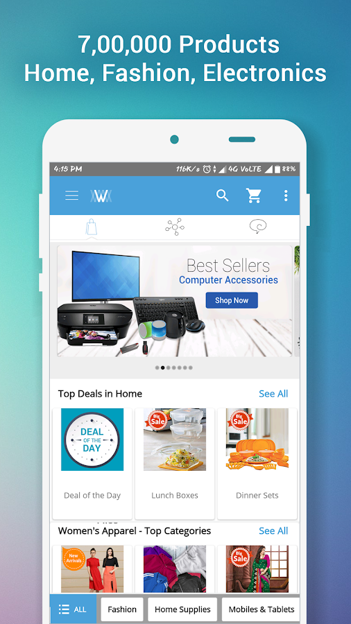 Wydr.in: B2B Wholesale Trade Business App- screenshot