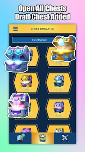 Chest Simulator for Clash Royale - náhled