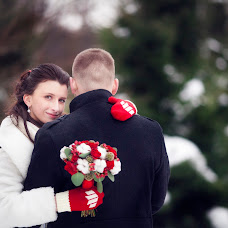 Wedding photographer Elena Kryazheva (Kryajeva). Photo of 02.03.2015